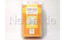 Seb - Set di 8 vassetti di vetro per yogurtiera - 989641