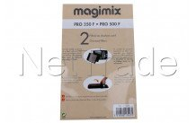 Magimix - Filtri friggitrice - 17027