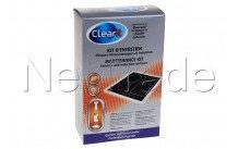 Clearit - Kit di manutenzione vitroceramica e induzione - 74X8596