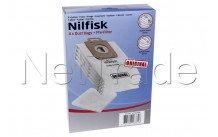 Nilfisk - Stofzuigerzak  select/pow - 107407639